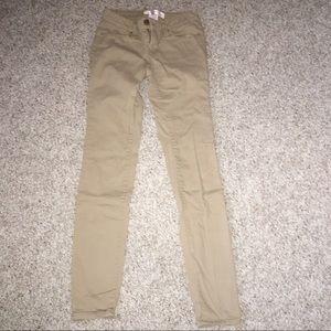 Pants - 3 Pairs of Pants (khaki,maroon,black)